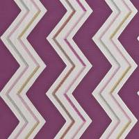Antibes Fabric - Cassis