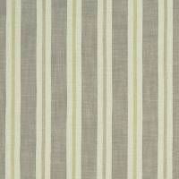 Sackville Stripe Fabric - Citron/Natural