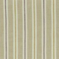 Sackville Stripe Fabric - Heather/Linen