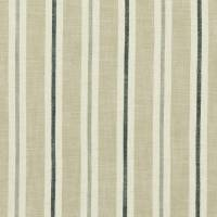 Sackville Stripe Fabric - Natural
