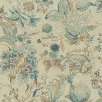 Sissinghurst Fabric - Eau De Nil