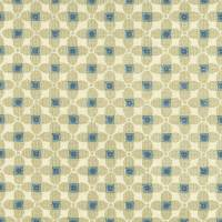 Laverne Fabric - Denim/Natural