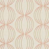Carraway Fabric - Rose Gold