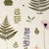 Herbarium Fabric - Blush/Natural