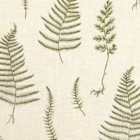 Lorelle Fabric - Natural/Forest