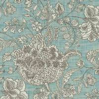 Woodsford Fabric - Teal