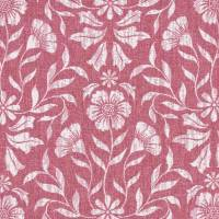 Berkeley Fabric - Raspberry