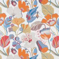 Lotus Fabric - Spice