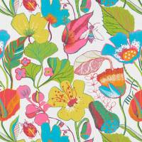 Lotus Fabric - Summer