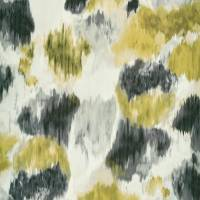 Cirro Fabric - Charcoal/Chartreuse
