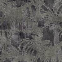 Tropicale Fabric - Charcoal