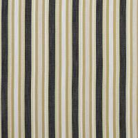 Ziba Fabric - Charcoal / Ochre