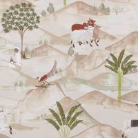 Sahara Fabric - Blush