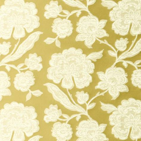 Clarke & Clarke Ribble Valley Fabrics Downham Fabric - Citrus - F0598/01