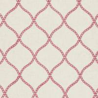 Sawley Fabric - Raspberry