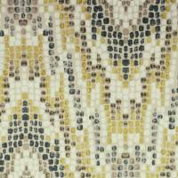 Mosaic Fabric - Chartreuse