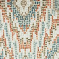 Mosaic Fabric - Teal