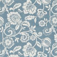 Eliza Fabric - Chambray