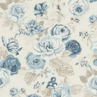 Genevieve Fabric - Chambray