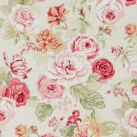 Genevieve Fabric - Old Rose