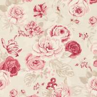 Genevieve Fabric - Raspberry