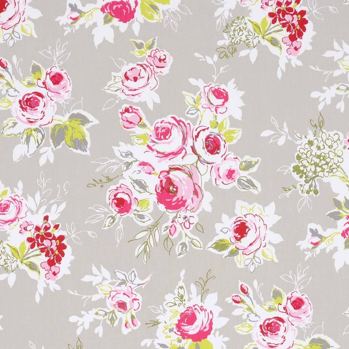 Rose garden fabric pebble f0842 05 studio g garden for Garden party fabric by blackbird designs