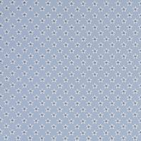 Shooting Stars Fabric - Chambray