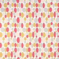 Bubble Fabric - Coral