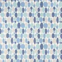 Bubble Fabric - Denim