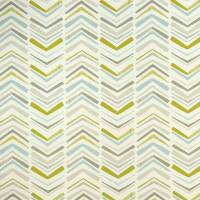 Chevron Fabric - Mineral