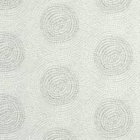 Logs Fabric - Silver