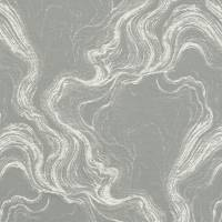 Marble Fabric - Pewter
