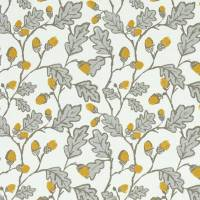 Acorn Trail Fabric - Natural