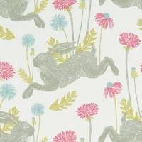 March Hare Fabric - Summer