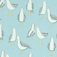 Laridae Fabric - Duckegg