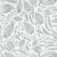 Trawler Fabric - Grey
