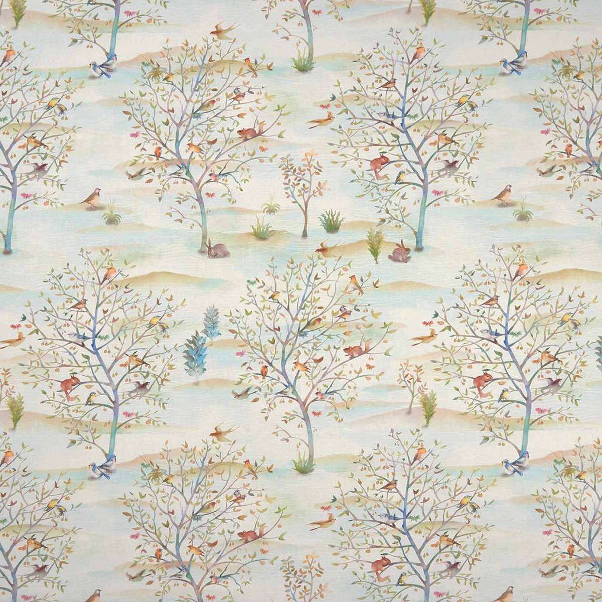 Coppice Fabric Summer Linen F1148 01 Studio G