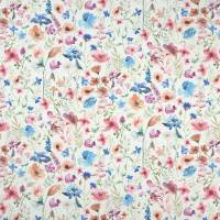 Lolita Fabric - Multi/Cream