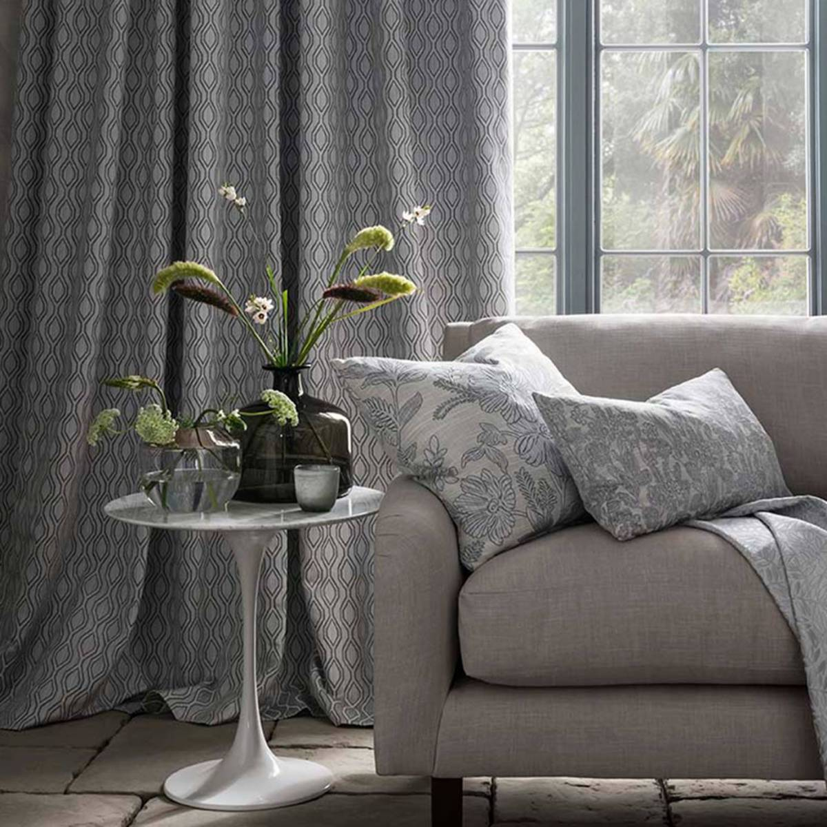 Asheville Model Home Interior Design 1264f: Natural (F1245/06)