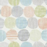 Stepping Stones Fabric - Pastel