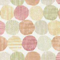 Stepping Stones Fabric - Spice