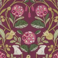 Forester Fabric - Plum