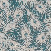 Harper Fabric - Teal