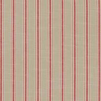 Thornwick Fabric - Red