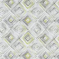 Otis Fabric - Chartreuse / Charcoal