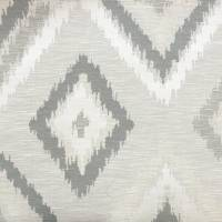 Auberon Fabric - Geo Grey