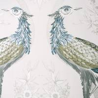 Fabled Crane Fabric 1
