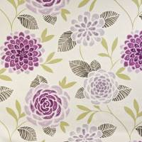 Sumatra Fabric - Grape