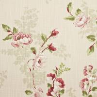 Chatsworth Fabric - Coral