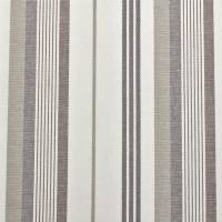 St. Michel Stripe Fabric - Charcoal